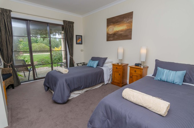 Kowhai, Middle en-suite room